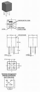 G8va Automotive Low Profile Micro 280 Terminal Layout