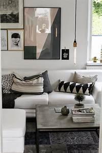 Tapis Salon Moderne : le tapis patchwork une d coration facile pour l 39 int rieur ~ Teatrodelosmanantiales.com Idées de Décoration