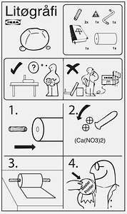 Ikea Lithography Instructions