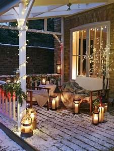 Weihnachtsdeko Ideen Für Draußen : weihnachtsdeko mit lichtern f r eine w rmere atmosph re ~ Whattoseeinmadrid.com Haus und Dekorationen