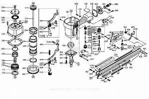 Porter Cable Fr350 Type 1 Parts Diagram For Assembly