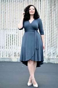 Robe Pour Femme Ronde : 25 best robe pour femme ronde trending ideas on pinterest ~ Nature-et-papiers.com Idées de Décoration