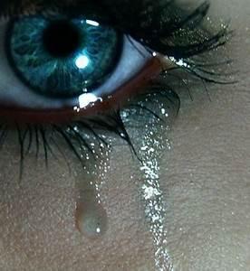 blue, depressed, eyes, sadness, tears - image #335924 on ...
