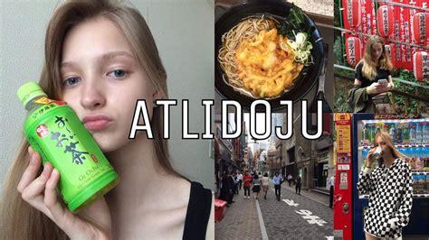 Esmu klāt // Tokyo VLOG 1 - YouTube