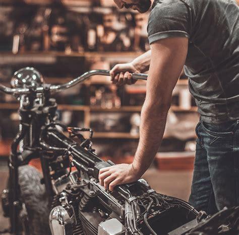 Motorcycle Repairs - Tech Motorcycles