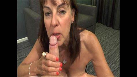 Mature Marissa Swallowing  Swallow