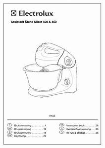 Electrolux Asm 400 Mixer Download Manual For Free Now