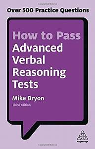 How To Pass Advanced Verbal Reasoning Tests  Over 500