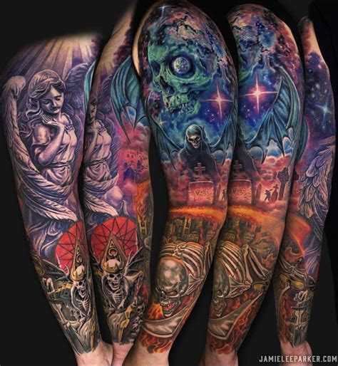 Check spelling or type a new query. Avenged Sevenfold Sleeve by Jamie Lee Parker - Tribute ...
