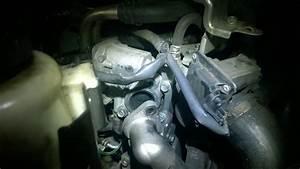 Nissan Navara D40  Dpf Light And Egr Valve P0403