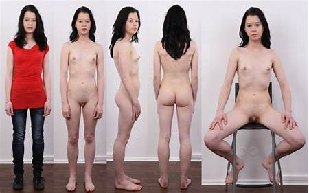 Undressing Nude Teens