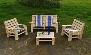Salon De Jardin Palettes : salon de jardin meuble palette ~ Farleysfitness.com Idées de Décoration