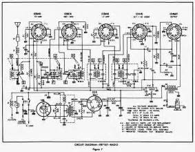 Radio Circuit Diagrams Of 1955