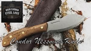 The Condor Nessmuk Knife - An Excellent Interpretation Of The Original
