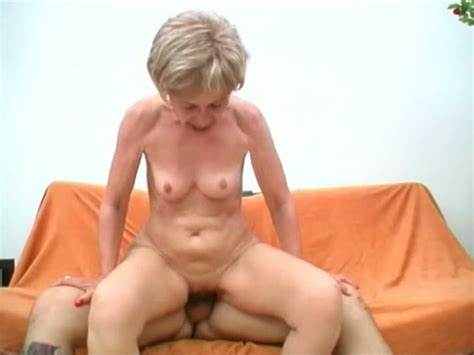 Granny Rammed Wit Teeny Fucker Thick Granny Rosalie Is Bounce A Strict Bals And Later