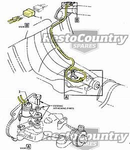 Holden 4spd Manual Trans Reverse Light Wiring Loom   Harness Hq Hj Hx Hz M20 M21 M22