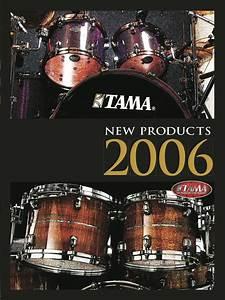 Tama, Drums