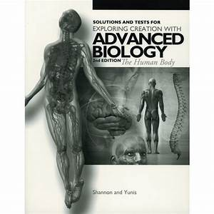Advanced Biology In Creation Human Body  Fearfully And