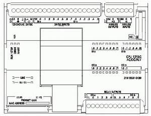 Simatic Cpu 1215c  Ac  Dc  Relay 6es7215  6es7