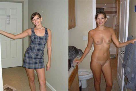 Shaved Retro Girls Showers And Having Dressed