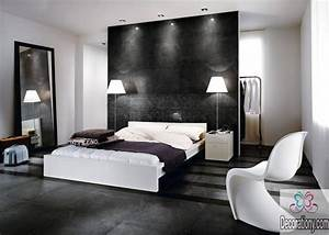 35 affordable black and white bedroom ideas bedroom With salle de bain design avec décoration table anniversaire adulte