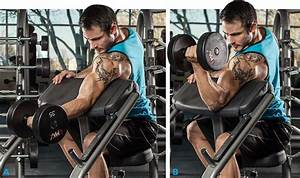 Arm Workouts For Men 5 Biceps Blasts Bodybuilding Program