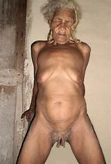 Old naked women picture
