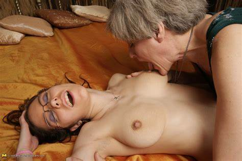Granny Lezbi Old And Fledgling Gfs Stunningly Nympho Gets Her Way Older Bisexual Princess