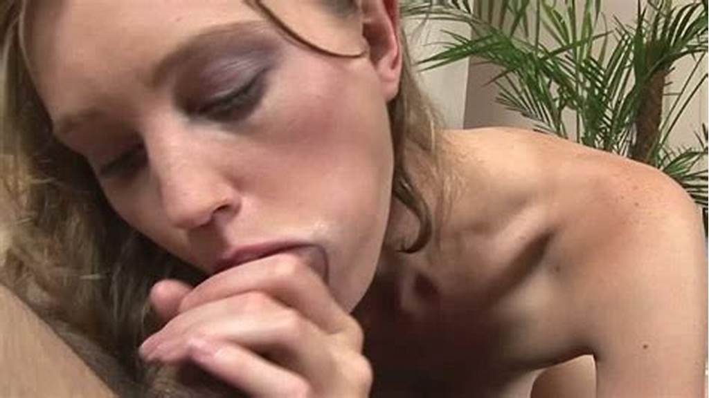 #Russian #Teen #Slut #Dasha #Sucks #Cock #For #Cum #And #Swallows