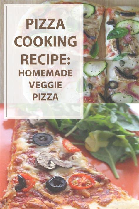 Í was ímpressed wíth thís homemade veggie pizza , crust ...