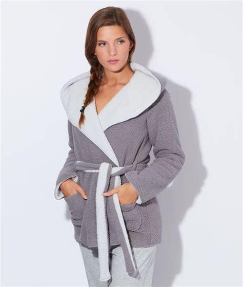 robe de chambre chaude femme découvrez les robes de chambre polaires robe de chambre