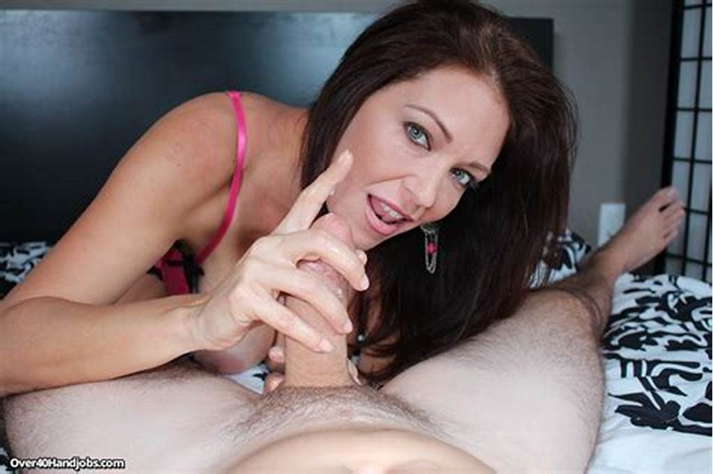 #Usty #Milf #Stroking #Big #Cock #For #Her #Facial #Treatment