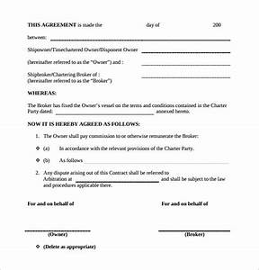 commission sharing agreement template kidscareerinfo With commission sharing agreement template