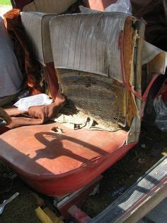 Having a professional auto upholsterer reupholster your car can fix rips, tears or stains. How to Reupholster a Car Seat | Reupholster car seats, Car ...