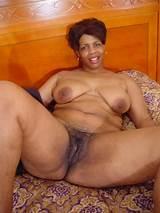 Ass black fat mature pussy