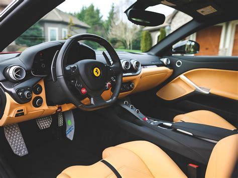 Well, during the geneva motor show 2012, ferrari introduced the f12berlinetta. RM Sotheby's - 2017 Ferrari F12 Berlinetta 70th Anniversary   Amelia Island 2018