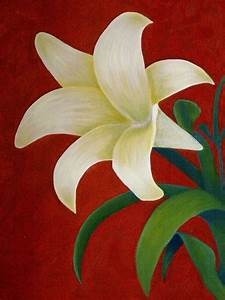 Gallery: Easy Paintings Of Flowers, - DRAWING ART GALLERY