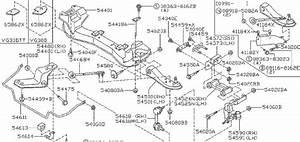 Nissan 300zx Pin Fulcrum  Link  Pin Transverse Link