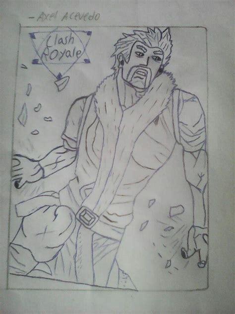Soy Dibujante promedio Clash Royale Amino ️ Amino