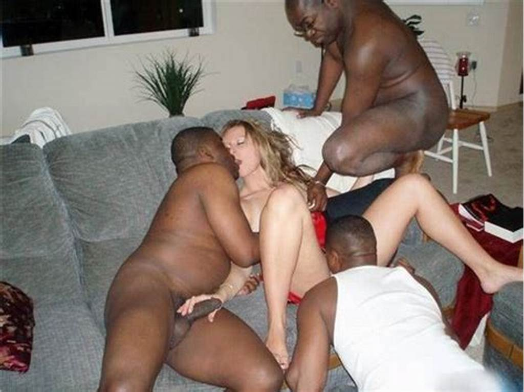 #Interracial #Gangbang
