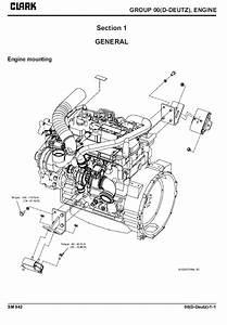 Clark C40  45  50s  55s D C40  45  50s  55s L Service Manual Pdf