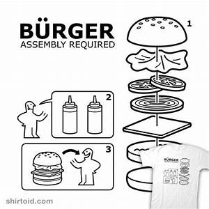 Assembly Required  Burger  Food  Hamburger  Ikea