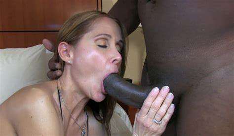 Sultry Wife Suck A Monster Dick