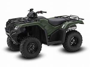 New 2017 Honda Fourtrax Rancher 4x4 Atvs For Sale In
