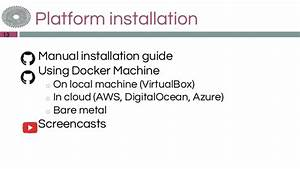 Platform Introduction  U0026 Summary