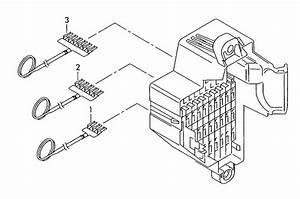 Volkswagen Passat Cc Plug Bridge Flat Fuse 19  2x5 Cable