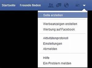 Facebook Login Auf Eigener Seite Facebook : facebook firmenseite erstellen die anleitung ~ A.2002-acura-tl-radio.info Haus und Dekorationen