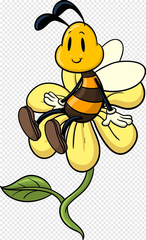 foto de Character bee on flower Fly Guy and in 2020 Honey