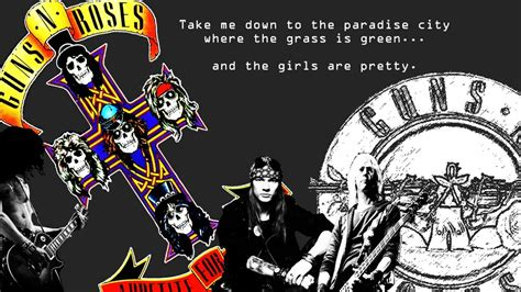 Guns N' Roses Wallpaper and Background Image 1423x800