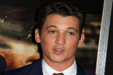 Miles teller and keleigh sperry teller tied the knot in 2019 in a hawaiian ceremony. Actor Miles Teller Discusses Working With Tom Cruise In ...